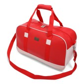 PU Classic Retrobag Red