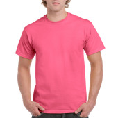 Gildan T-shirt Ultra Cotton SS Safety Pink XXL