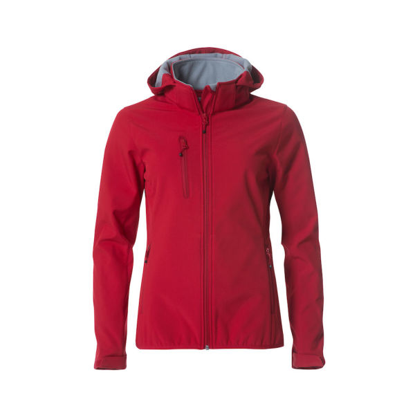Clique Basic Hoody Softshell Ladies Jackets