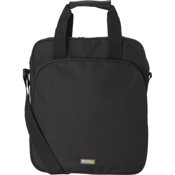 Polyester (600D) laptoptas