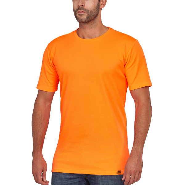 Macseis T-shirt Slash Powerdry Orange