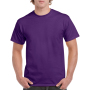 Gildan T-shirt Heavy Cotton for him Purple XXL