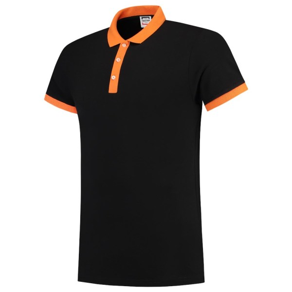 Poloshirt Bicolor Slim Fit