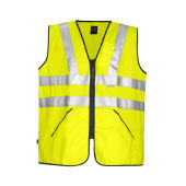 PROJOB 6702 VEST HV CL.3 YELLOW