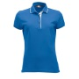 Seattle dames polo helblauw m