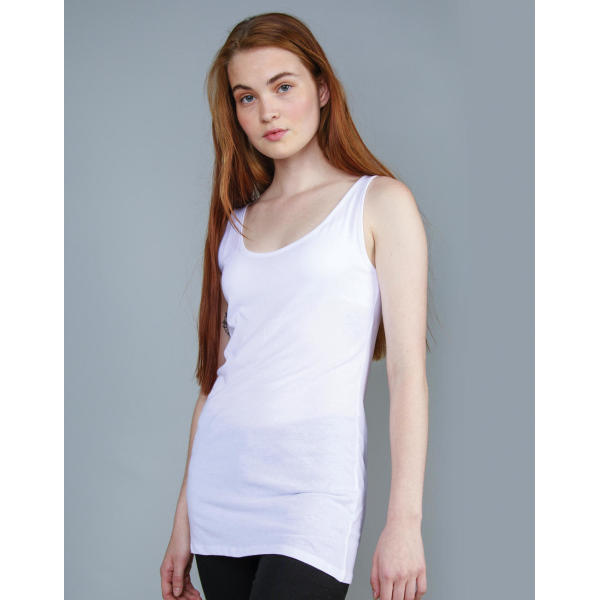 Women's Long Length Vest