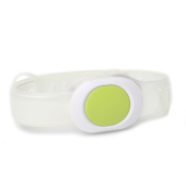 Visto Loop Wrist Glow Light - green