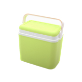 Coolbox Deluxe 10 ltr Lime