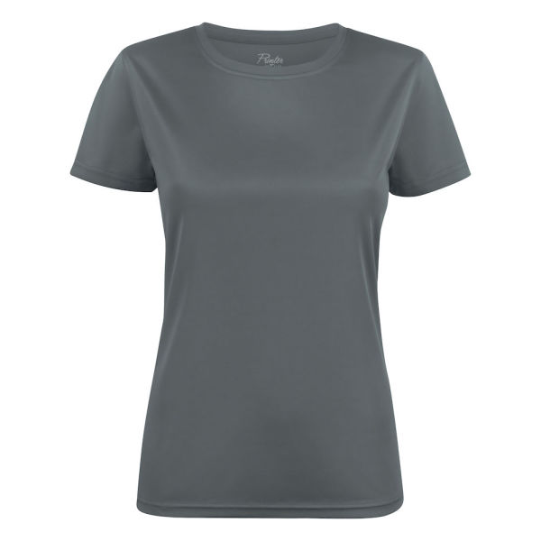 PRINTER RUN ACTIVE LADY T-SHIRT