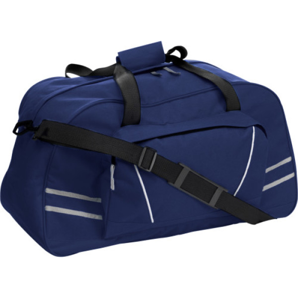 Polyester (600D) sports bag