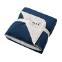 Cosy Hearth Blanket navy/naturel