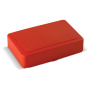 Broodtrommel Jumbo 1200ml - Rood