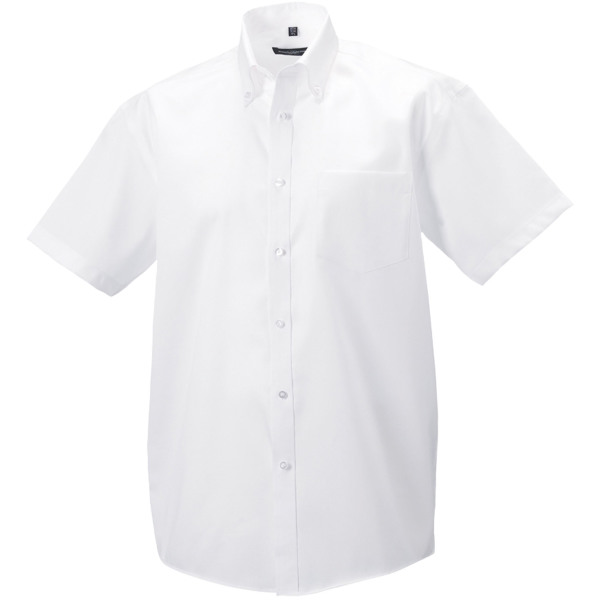 Men's short sleeve ultimate non-iron shirt