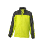 Team Weather Jacket carbon/chemisch-geel