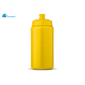 Sportbidon Basic 500ml geel