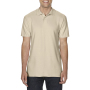 Gildan Polo Softstyle Double Pique SS for him Sand 3XL