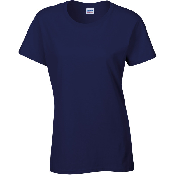 Heavy cotton™semi-fitted ladies' t-shirt