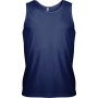 Herensporttop sporty navy l