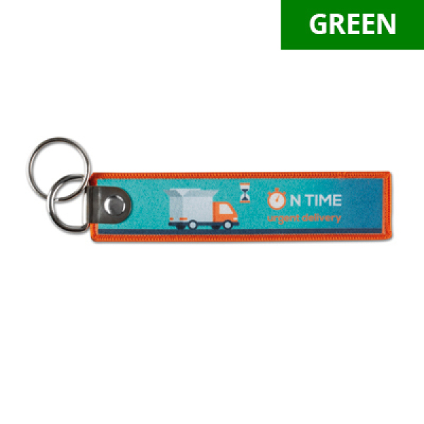 RPET Sublimation key tag