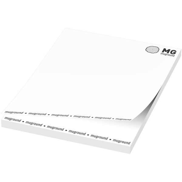 Budget Sticky-Mate® sticky notes 100x75 mm