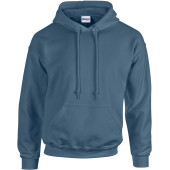 Heavy blend™ classic fit adult hooded sweatshirt indigo blue xxl