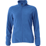 Clique Basic Micro Fleece Jacket Ladies kobalt xxl