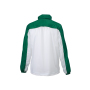 Team Weather Jacket groen/wit