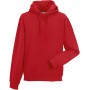 Authentic hooded sweatshirt classic red '3xl