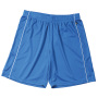Basic Team Shorts royal/wit