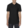 Gildan Polo Softstyle Double Pique SS for him Black 3XL