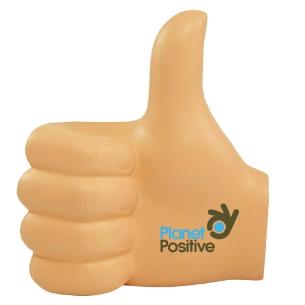 Anti-stress thumbs up (rechts)