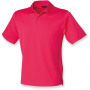 Men´s coolplus® polo shirt bright pink 3xl