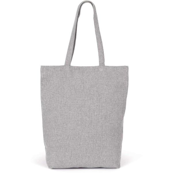 Met de hand geweven shopper