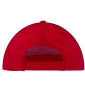 Baseball 5 panel cap - Rood