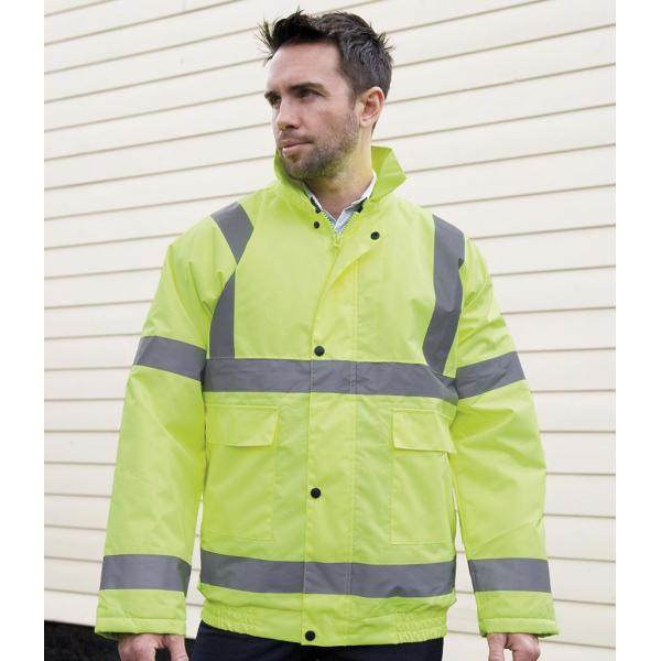 Hi-Vis Winter Blouson Jacket