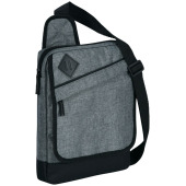 Graphite tablet tas - Heather grijs/Zwart