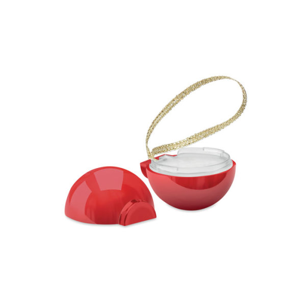 BAUBLEBAM - Christmas bauble lip balm