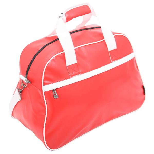 Retrobag Blanco Red