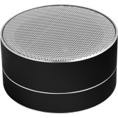 Aluminium wireless speaker