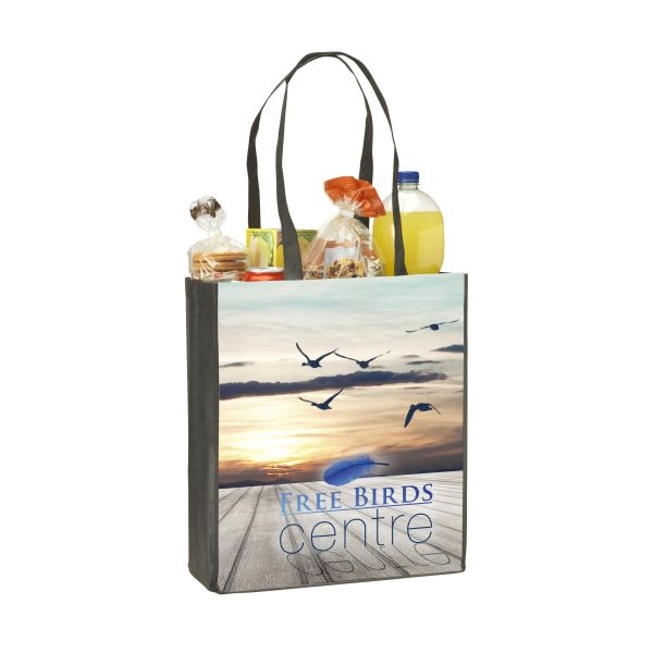 Full Colour bedrukte shopper