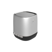 Retro Speaker No personalization Zilver