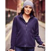 Ladies` Full Zip Fleece