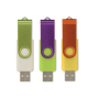 USB Stick 2.0 Twister 4GB combinatie