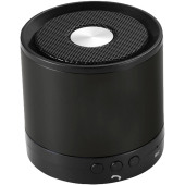 Greedo Bluetooth® aluminium speaker - Zwart