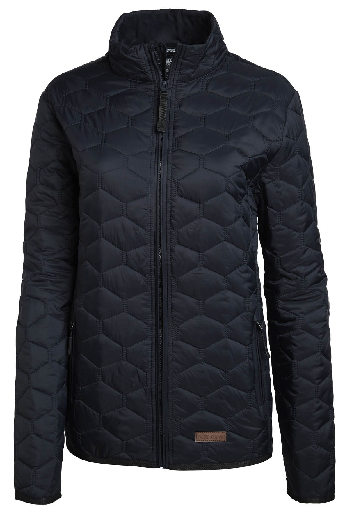 Matterhorn MH-734D Quilted Jacket Ladies Navy 34