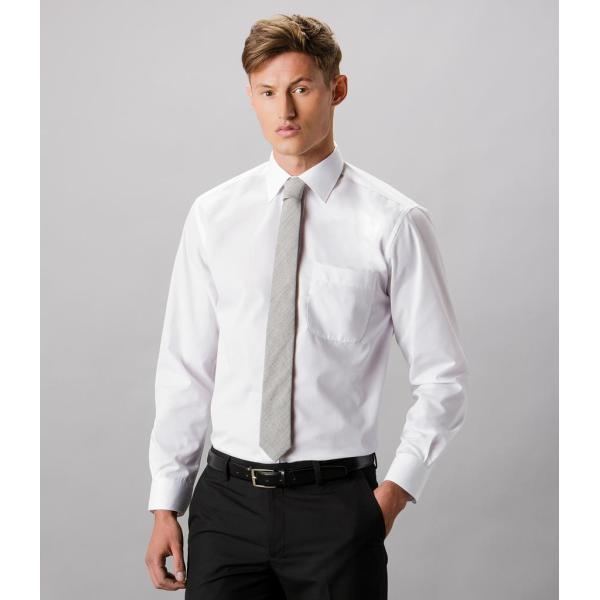 Long Sleeve Classic Fit Business Shirt
