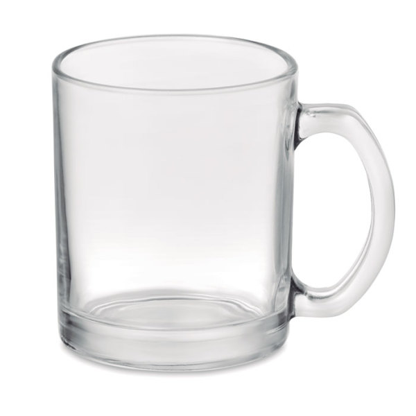 SUBLIMGLOSS - Glass sublimation mug 300ml