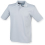 Men´s coolplus® polo shirt silver grey 3xl