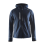 Craft Cortina Softshell Jacket men dark navy 4xl