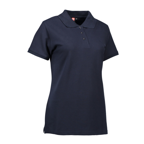 Stretch polo shirt | ladies'